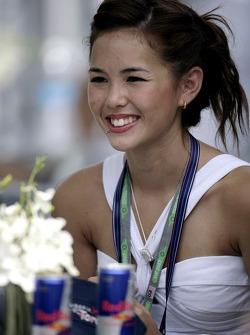 Formula Unas girls: Claire-Louise Jedrek