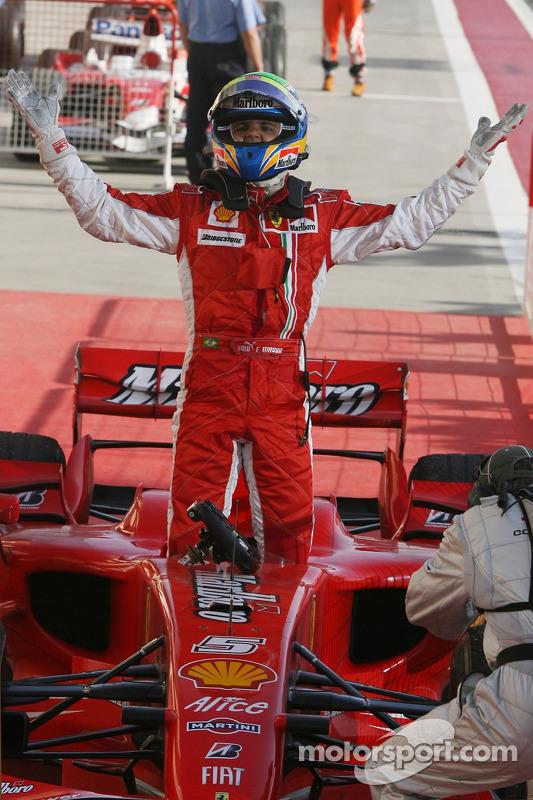 2007. Переможець: Феліпе Масса, Ferrari