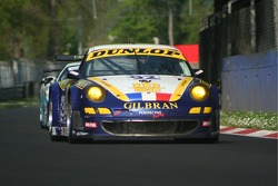 #92 Thierry Perrier Porsche 997 GT3 RSR: Philippe Hesnault, Nigel Smith, Anthony Beltoise