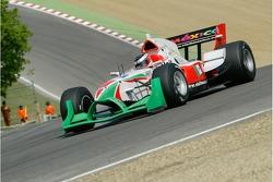 La A1 Equipe du Mexique Lola A1GP de Juan Pablo Garcia