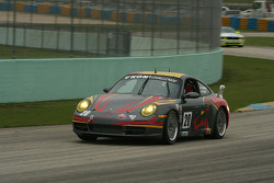 #20 Horsepower Ranch Porsche 997: Ross Thompson, Hugh Plumb