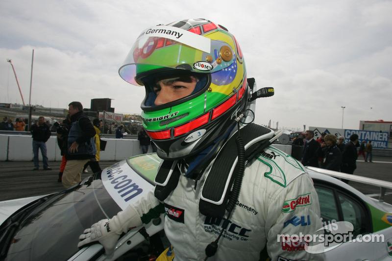 Augusto Farfus, BMW Team Germany, BMW 320si WTCC