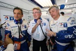 Serge Saulnier and Michel Barge