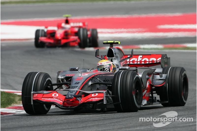 #38 McLaren MP4-22 (2007)
