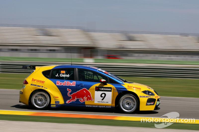 Jordi Gene, SEAT Sport, SEAT Leon