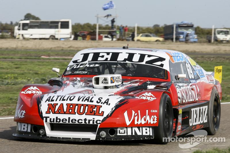 Педро Джентіле, JP Racing Chevrolet