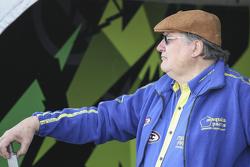 Horacio Soljan, Maquin Parts Racing Ford team owner