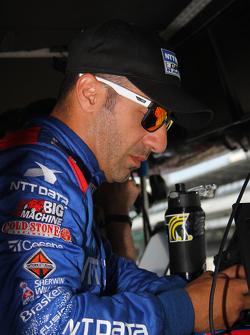 Tony Kanaan, Chip Ganassi Racing, Chevrolet