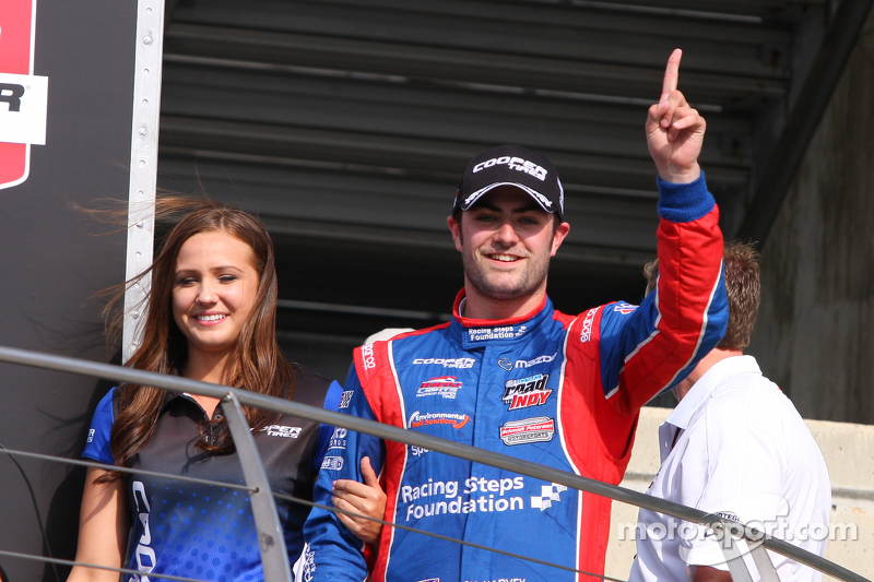 Podium: 1. Jack Harvey, Schmidt Peterson Motorsports