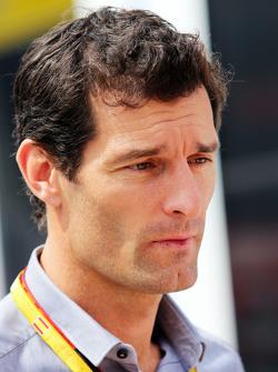 Mark Webber,piloto del Porsche Team WEC