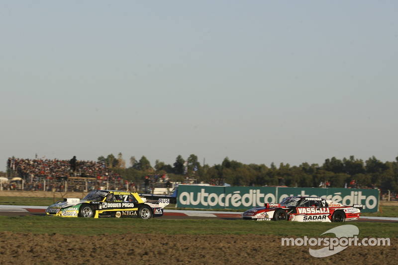 Omar Martinez, Martinez Competicion, Ford, und Matias Rossi, Donto Racing, Chevrolet