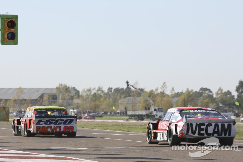 Маріано Вернер, Werner Competicion Ford та Гільєрмо Ортеллі, JP Racing Chevrolet
