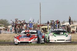 Matias Rossi, Donto 雪佛兰车队,和Santiago Mangoni, Laboritto Jrs Torino