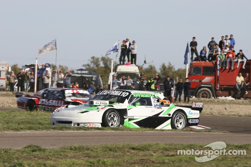 Santiago Mangoni, Laboritto Jrs Torino and Matias Rossi, Donto Racing Chevrolet