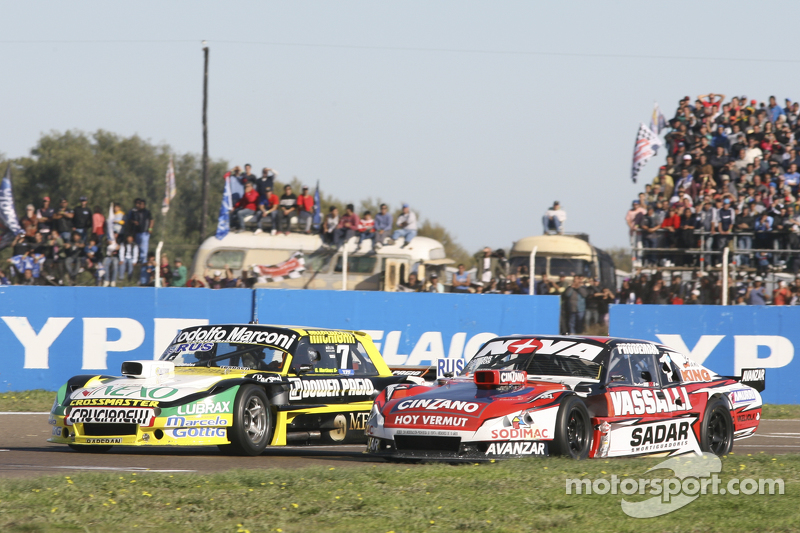 Омар Мартінез, Martinez Competicion Ford та Матіас Россі, Donto Racing Chevrolet