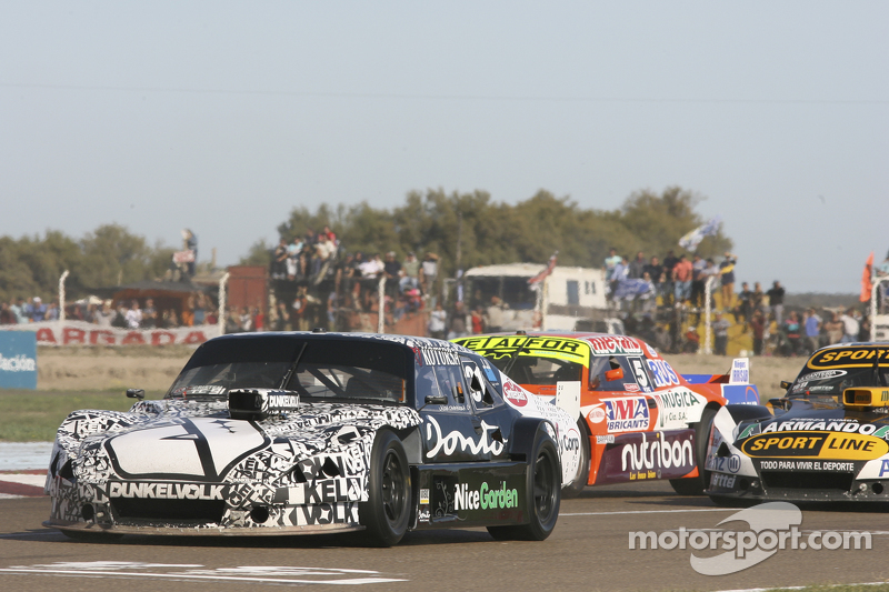 Laureano Campanera, Donto Racing, Chevrolet; Jonatan Castellano, Castellano Power Team, Dodge, und L