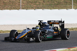 Nick Yelloly, Sahara Force India F1 VJM08
