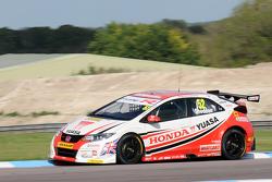 Gordon Shedden, Honda Yuasa Racing