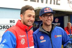 888 Racing, Jack Goff und Andrew Jordan