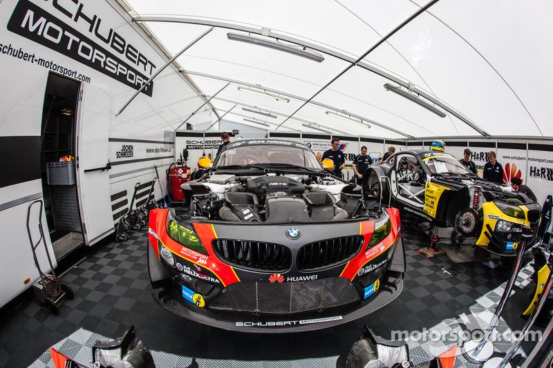Schubert Motorsport, BMW Z4 GT3