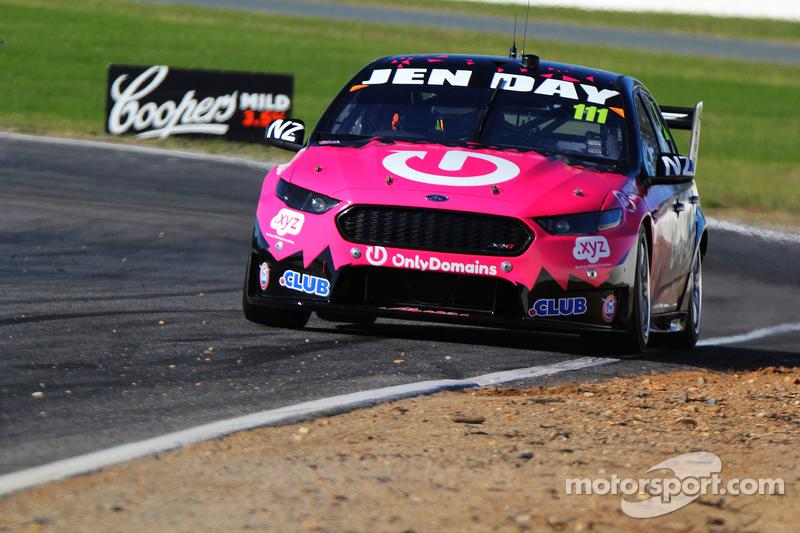 André Heimgartner, Super Black Racing, Ford