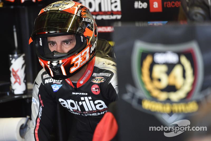 Марко Меландрі, Aprilia Racing Team Gresini