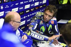 Valentino Rossi, Yamaha Factory Racing, avec Silvano Galbusera