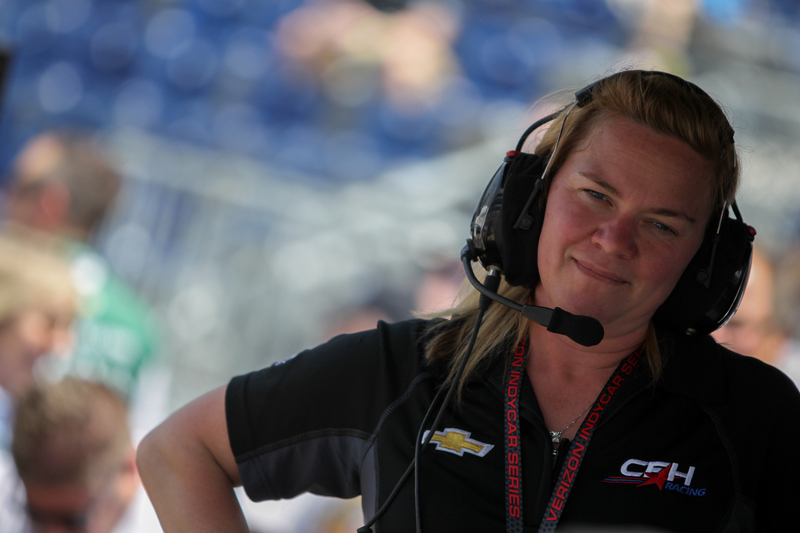 Sarah Fisher, CFH Racing