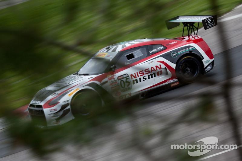 #05 Always Evolving Racing, Nissan GT-R-GT 3: Bryan Heitkotter