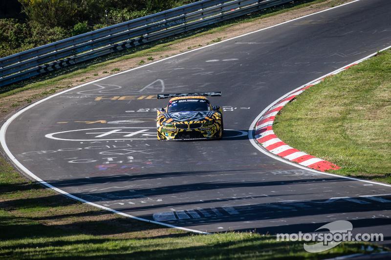 #17 Walkenhorst Motorsport, BMW Z4 GT3: Felipe Laser, Michela Cerruti, John Edwards, Daniel Keilwitz