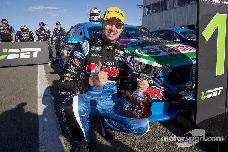 1. Chaz Mostert, Prodrive Racing Australia, Ford