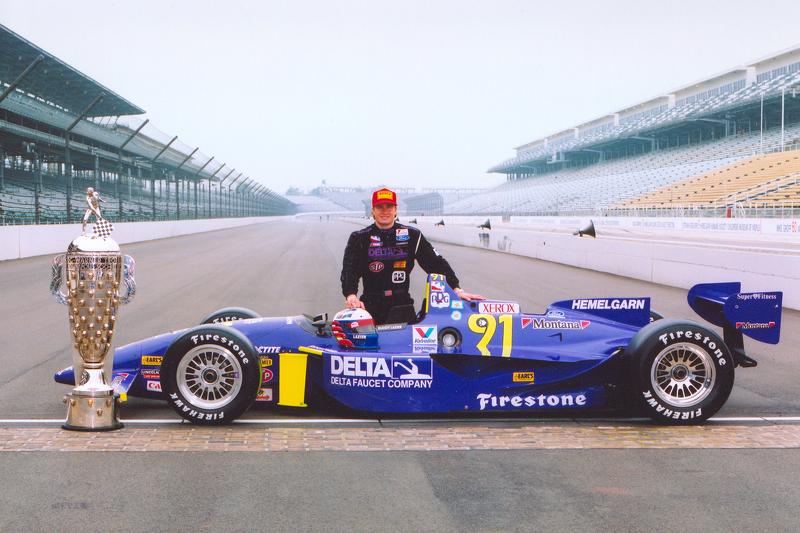 1996 - Buddy Lazier, Reynard/Ford Cosworth