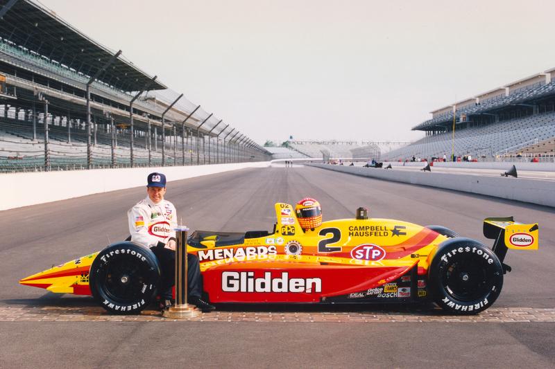 1996: De laatste foto van Scott Brayton