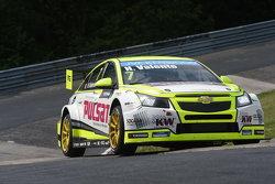 Hugo Valente, Chevrolet RML Cruze, Campos Racing