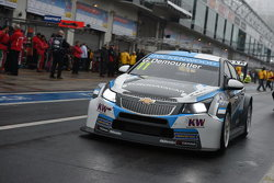 Grégoire Demoustier, Chevrolet RML Cruze, Craft Bamboo Racing