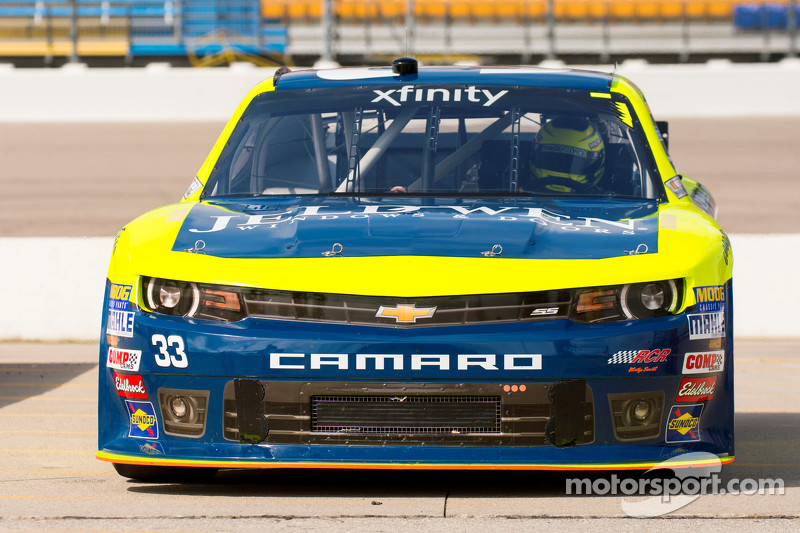 Brandon Jones, Richard Childress Racing, Chevrolet