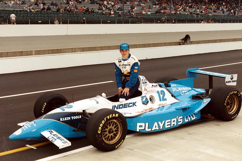 1995 - Jacques Villeneuve, Reynard/Ford Cosworth