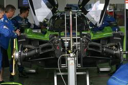 Krohn Racing, Teambereich