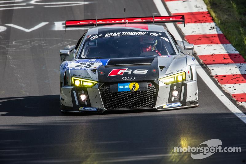 2015: #28 Audi Sport Team WRT, Audi R8 LMS