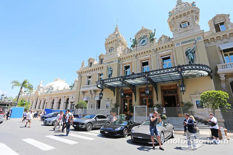 Das Kasino in Monte Carlo