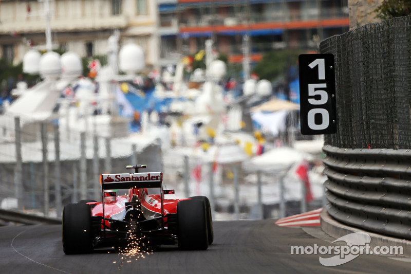 Ф1, Монако 2015: Кімі Райкконен, Ferrari SF15-T