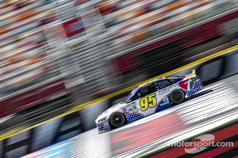 Michael McDowell, Leavine Family Racing, Ford