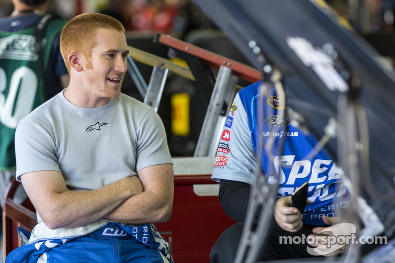 Cole Whitt, Front Row Motorsports, Ford