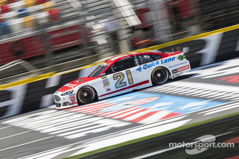 Ryan Blaney, Wood Brothers Ford