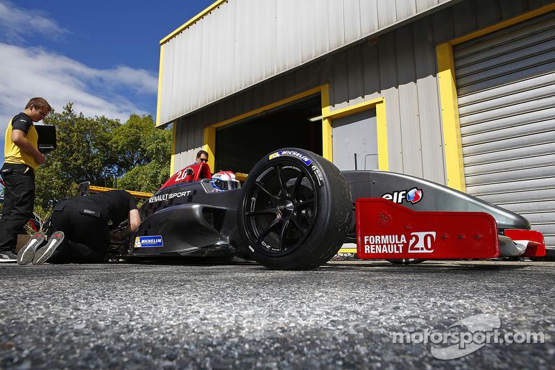 Michelin tests 17, dan 18 inch tyres
