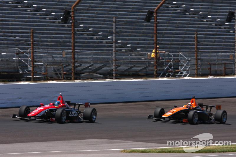 R.C. Enerson, Schmidt Peterson Motorsports and Sean Rayhall, 8 Star Motorsports