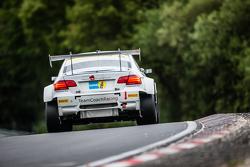 #45 TeamCoach-Racing, BMW M3 E92: Philipp Göschel, Dirk Heldmann, Rolf Scheibner, Frank Weishar