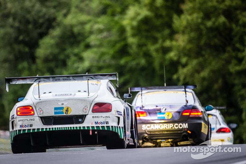 #84 Bentley Team Bentley Continental GT3: Йерун Блекемолен, Lance David Arnold, Christian Menzel, Christopher Brück