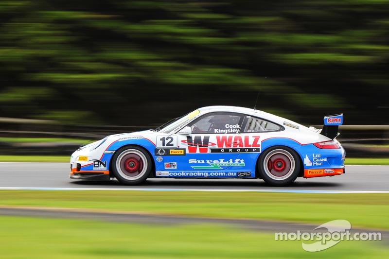 Brendan Cook, Matt Kingsley, Porsche GT3 Cup