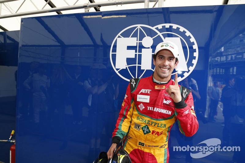 Juara balapan Lucas di Grassi, Audi Sport Team Abt